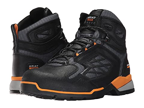 "Carolina6"" Waterproof Carbon Composite Toe Hiker CA5525"