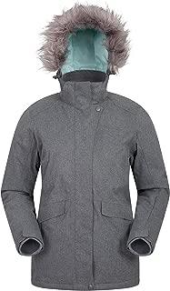 Mountain Warehouse Snowfall Womens Ski Jacket - Ladies Winter Coat