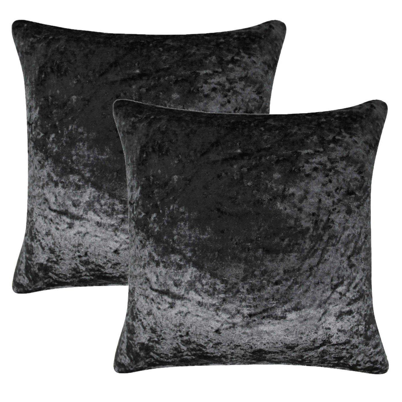 black velvet cushions amazon co uk rh amazon co uk black velvet cushions uk black velvet cushions australia