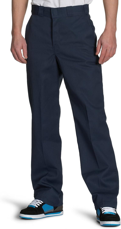 40-48 Men/'s Dickies 874 Original Fit Work Pants Classic Work Uniform BLACK Sz