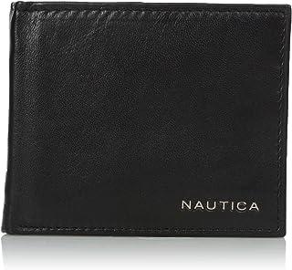 Nautica Mens Wallet, Card Case & Money Organizer