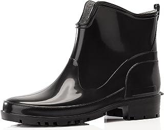 22fe077d1ff050 Amazon.fr : Caoutchouc - Bottes et bottines / Chaussures femme ...