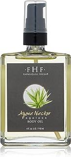 FarmHouse Fresh Agave Nectar Ageless Body Oil, 4 Fl Oz