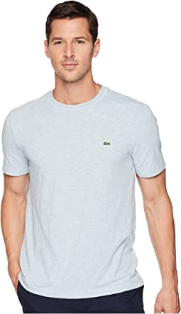 Short Sleeve Textured Slub Regular
