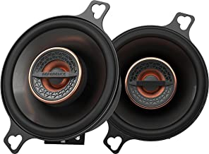 "Infinity REF3022CFX 3.5"" 75W Reference Series Coaxial Car Speakers With Edge-driven.."