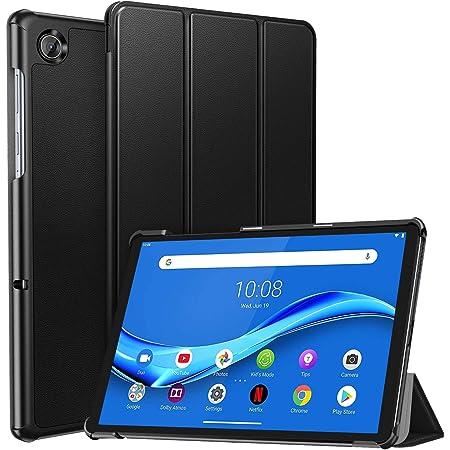 """ZtotopCase Custodia Cover per Lenovo Tab M10 FHD Plus 2020 10.3 Pollici (ModelloTB-X606F/TB-X606X), Pratico Protettivo Cover per Lenovo M10 Plus Tablet,10.3"""", Nero"""