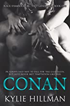 Conan (Black Shamrocks MC: First Generation Book 1)