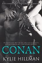 Conan (Black Shamrocks MC: First Generation Book 1)