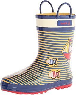 Kamik Ahoy Rain Boot (Little Kid)