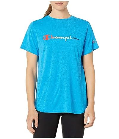 Champion Sport Lightweight Tee (Deep Blue Water) Women