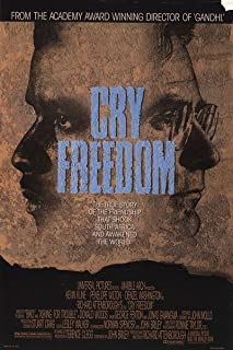 Cry Freedom 1987 Authentic 27