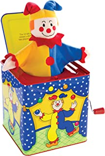 Schylling - 4920288 - Farce et Attrape - Jester in the Box