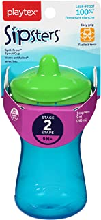Playtex Sipsters Stage 2 Spout Sippy Cups - 9 Ounce