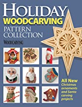 Holiday Woodcarving Pattern Collection (Woodcarving Illustrated Magazine)
