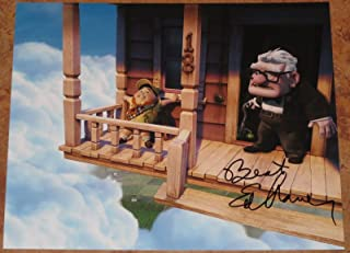 ED ASNER SIGNED 8X10 PHOTO AUTHENTIC AUTOGRAPH UP MARY TYLER MOORE SHOW COA C