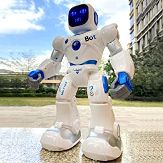 Ruko Smart Robots for Kids, Large Programmable Interactive RC Robot with Voice Control, APP Contol, Present for 4 5 6 7 8 ...