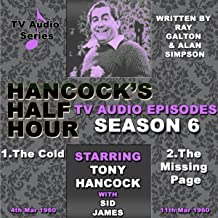 Hancock's Half Hour - The Cold & The Missing Page