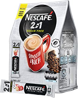 Nescafe 2-in-1 Coffee, 20x11.7g (20 sachets per pouch)