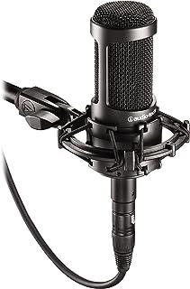 Audio-Technica AT2035 - Micrófono (33 Db, 20-20000 Hz, 120 Ohmio, Alámbrico, DC, 11V)