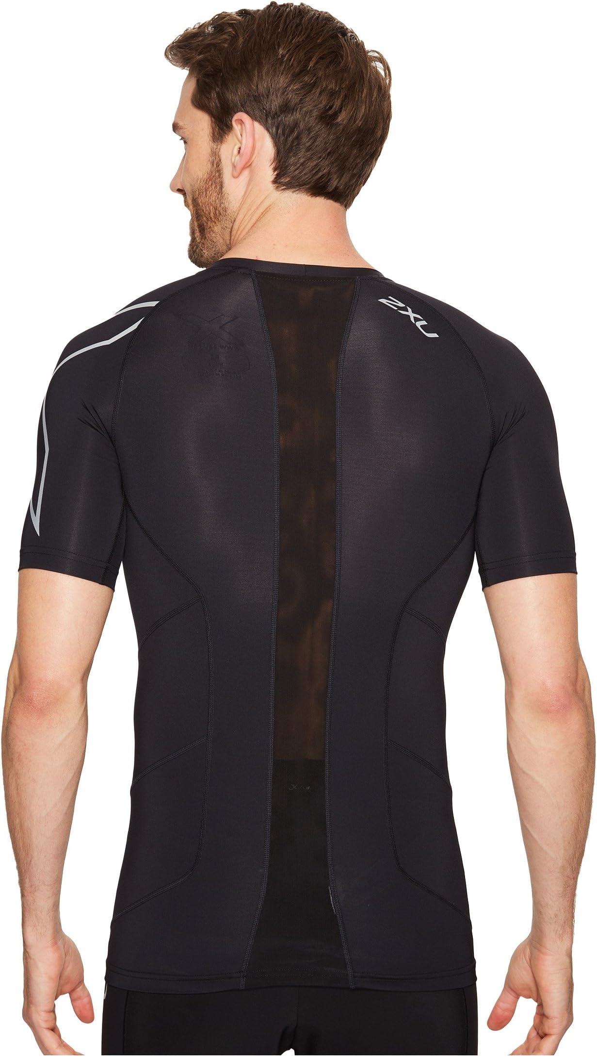 2XU Compression Short Sleeve Top Ih0Fg