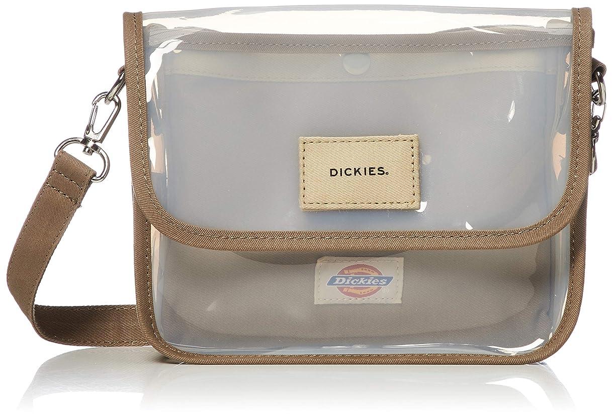 エロチックペンス受動的[ディッキーズ] ミニショルダーバッグ DK PVC 4WAY MINI SHOULDER BAG
