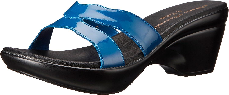 Athena 高品質 Alexander Women's Linden Slide Sandal 期間限定の激安セール