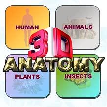 Anatomy 3D Pro++ - Human Anatomy, Physiology, Animal, Plant, Insect Anatomy