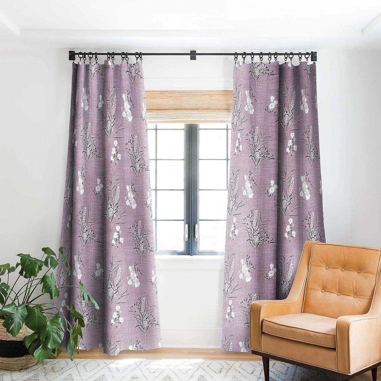 Deny Designs Holli Zollinger Boho 迅速な対応で商品をお届け致します Wild Window Blackout スーパーセール期間限定 Curtain