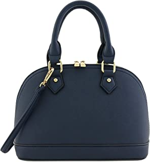 Best navy blue satchels Reviews