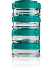 GoStak(ゴースタック) アウトドア ブレンダーボトル ポータブルケース ピクニック 容器 容量40cc 4パック