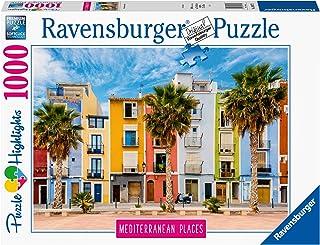 Ravensburger 14977 Mediterranean Spain 1000pc Puzzle