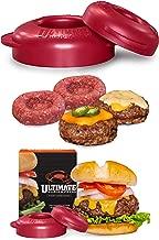 Ultimate Burger Press - 1/4lb and 1/2lb Donut-Shaped Burger Patty (2 Inside)