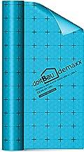 doitbau, demaxx, onderspanbaan, 200 g/m2, extra stabiel en met 2 overlappende plakstrips, 1,5 m x 50 m (75 m2) onderdekbaa...