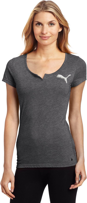 PUMA Women's Heather T-Shirt