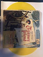 RCA Victor 45 RPM (Two Records) with Walt Disney's Treasure Island Paperback Book (Little Nipper Series-WY-416 Non Breakable) (Little Nipper Series - WY- 416 Non-Breakable)