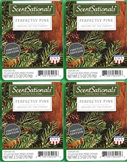 Best scentsationals perfectly pine wax cubes Reviews