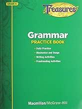 Treasures Grammar Practice Book, Grade 4