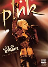 Pink: Live in Europe