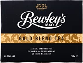 Bewley's Gold Blend Tea Bags, 8.8 Ounce