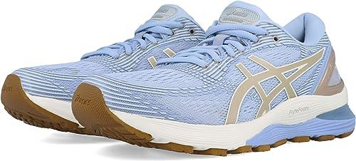 ASICS Gel-Nimbus 21, Chaussures de Running Compétition Femme