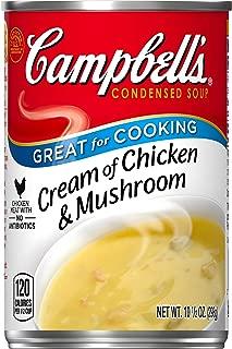 Campbell's Cream of Chicken w/ Mushroom - 10.75 oz