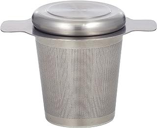 LEAF & BEAN D4710 Basket Tea Infuser, Stainless Steel
