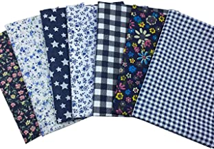 Best navy floral material Reviews