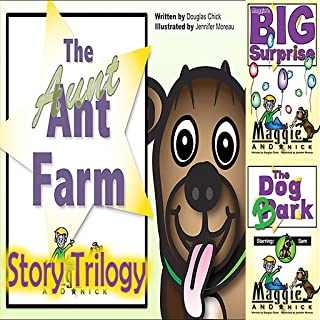 Nick and Maggie: Story Trilogy (Children's Bedtime Story)