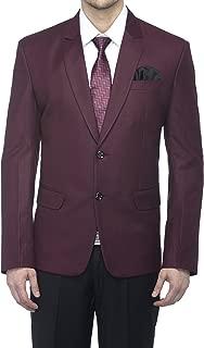 Favoroski Men's Slim Fit Formal Blazers