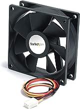 StarTech.com 90x25mm High Air Flow Dual Ball Bearing Computer Case Fan w/ TX3 (FAN9X25TX3H)