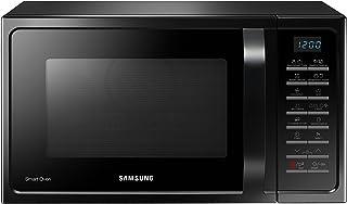 Samsung MC28H5015CK - Horno microondas (con grill, 900 W, 28 L) color negro
