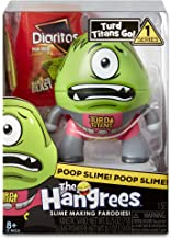 MGA Entertainment The Hangrees Turd Titans Go! Collectible Parody Figure with Slime