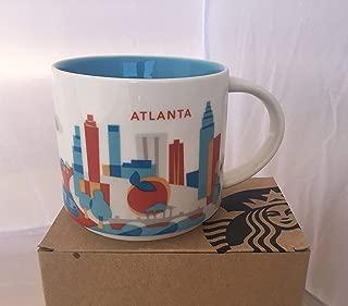 Starbucks You Are Here Collection - Atlanta, 14 Fl Oz (011023955)