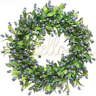 spring wreaths 2019